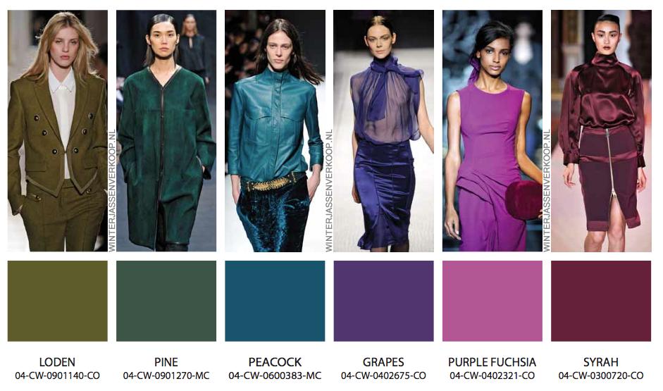Trendy kleuren winterjassen verkoop
